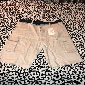 NWT - Men's WantDo cargo shorts